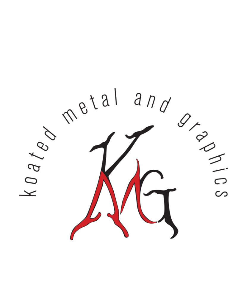 Koated Metal & Graphics Columbus, Ohio powder coating and hydrographics.